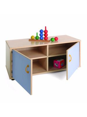 Muebles casilleros para centros infantiles, guarderias