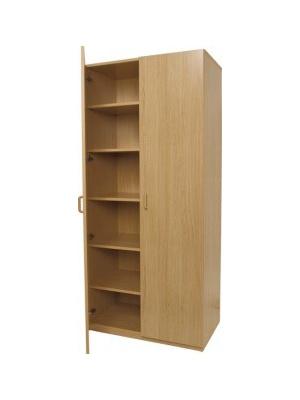 Proveedora educativa mobiliario escolar equipamiento - Armario con baldas ...